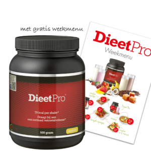 DieetPro Puddingbox (7 sachets) 3