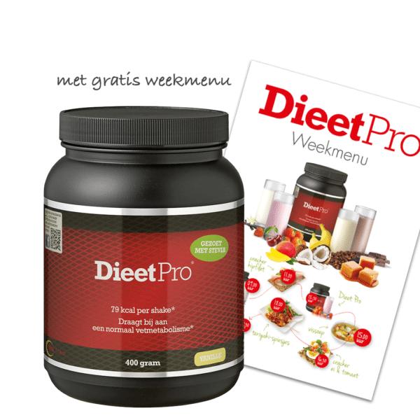 DieetPro shake Stevia 1