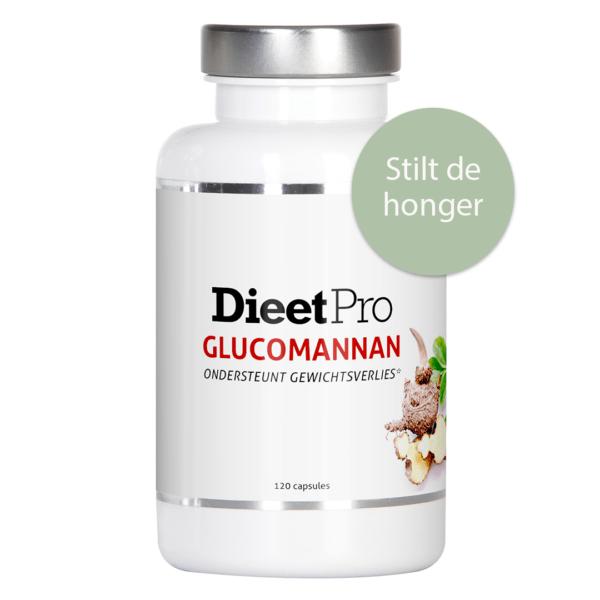DieetPro Glucomannan capsules 1