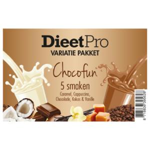 DieetPro Puddingbox (7 sachets) 3