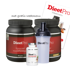 Het nummer 1 dieet van Nederland! 8