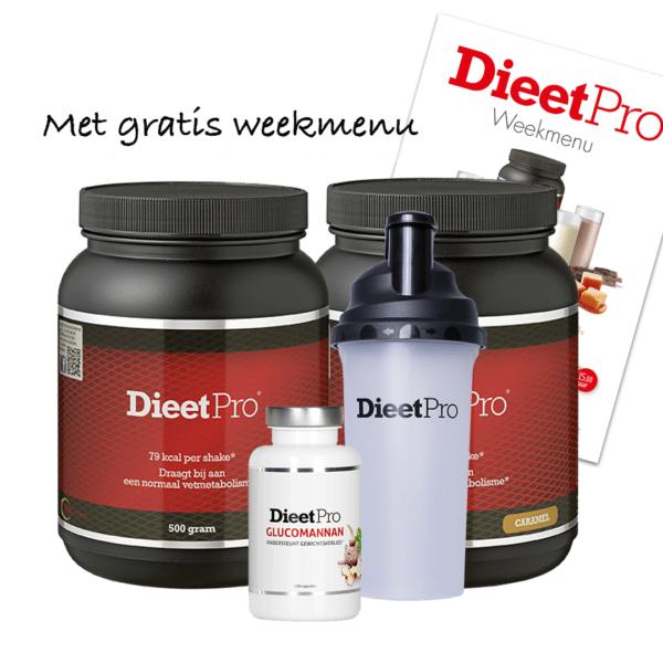 DieetPro Glucomannan pakket 1