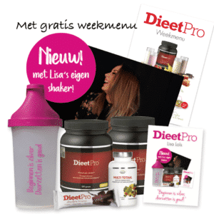 DieetPro Slank & Fit pakket 11