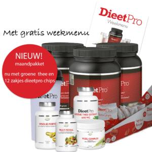 DieetPro Slank & Fit pakket 13