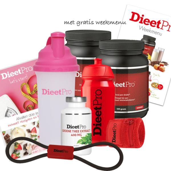 DieetPro Slank & Fit pakket 1
