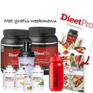 DieetPro Glucomannan pakket 9