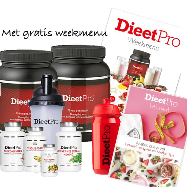 DieetPro Slimme Start pakket 1