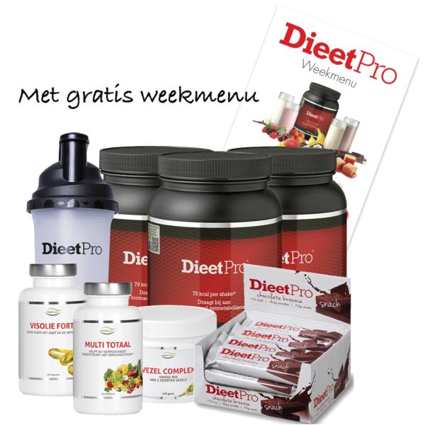DieetPro Maandpakket 1