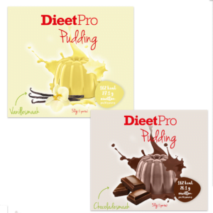 DieetPro Snack Chocolate Brownie 3