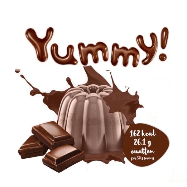 DieetPro Puddingbox (7 sachets) 1